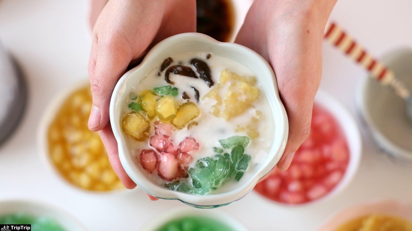 Kết quả hình ảnh cho hình món yaourt muối
